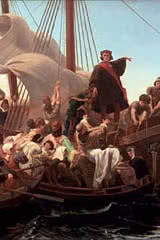 Columbus Day Picture