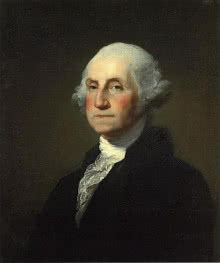 George Washington the first good president 1846
