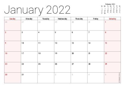 Free Print Calendar 2022.Printable 2022 Calendars Pdf Calendar 12 Com